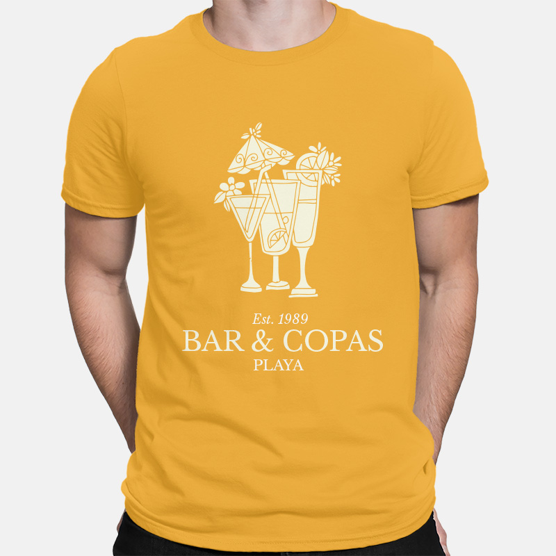 Camiseta Bar & Copas
