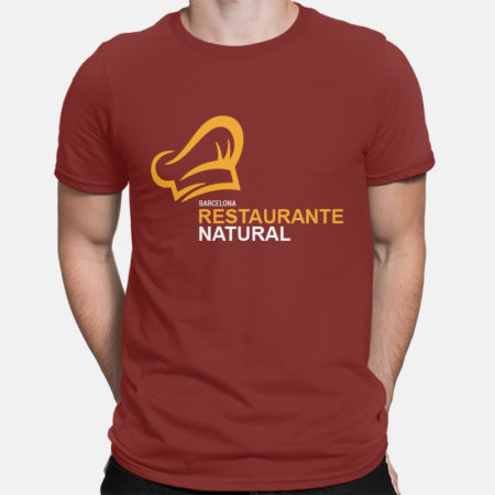Camiseta Restaurante Natural