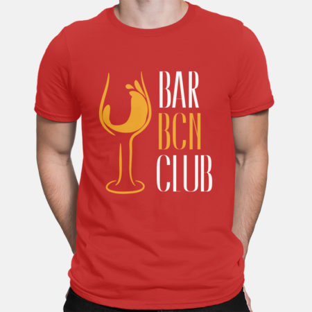 Camiseta Bar BCN Club