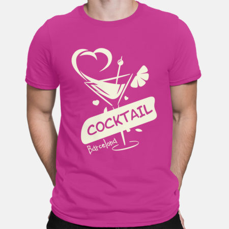 Camiseta Cocktail