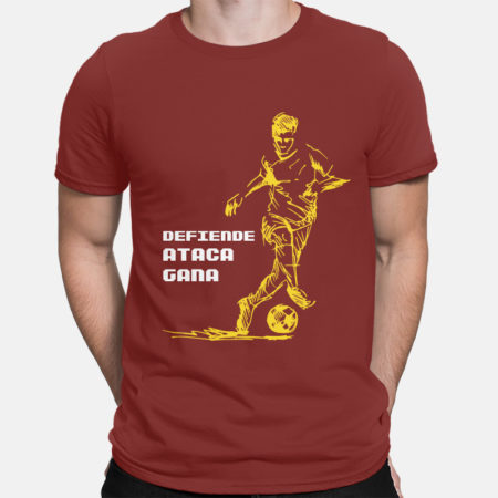 Camiseta Football Defiende