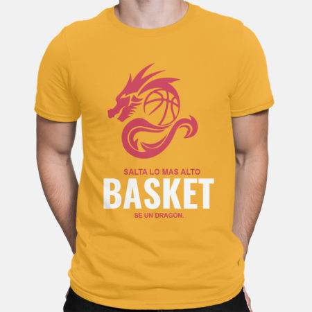 Camiseta Basketball Dragón