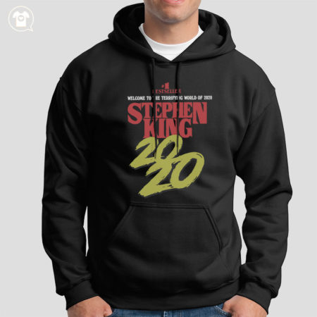 Sudadera Stephen king 2020