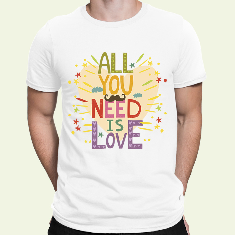 All You Need Love